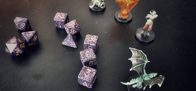 WINTER TERM AFTER SCHOOL CLASS: FRIDAY DUNGEONS AND DRAGONS WITH NICK