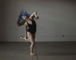 Emily Saunders Dancing